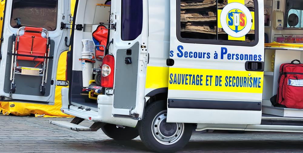 La coopération entre les services d'aide médicale urgente Belges et Français