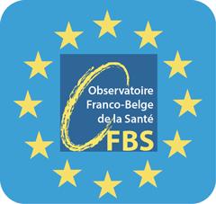 Logo OFBS - Observatoire Franco Belge de la Santé