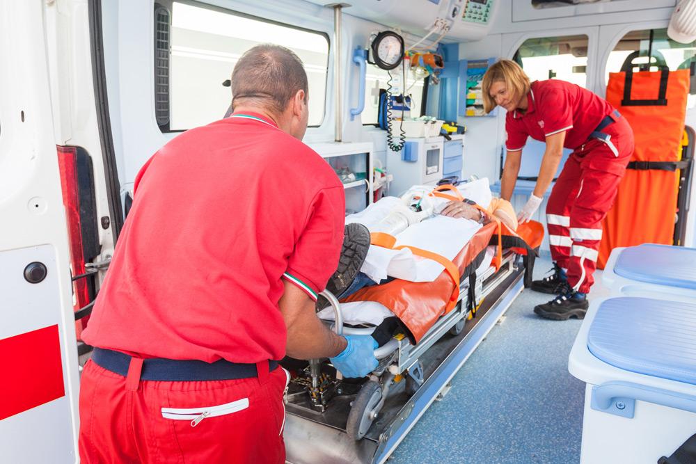 Régulation de l'aide médicale urgente